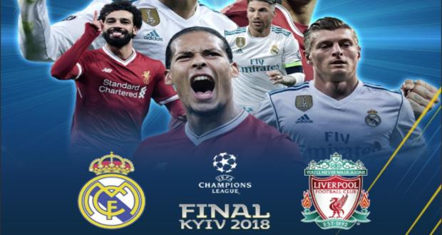 Liverpool v Real Madrid - Champions League Final, Kiev ...
